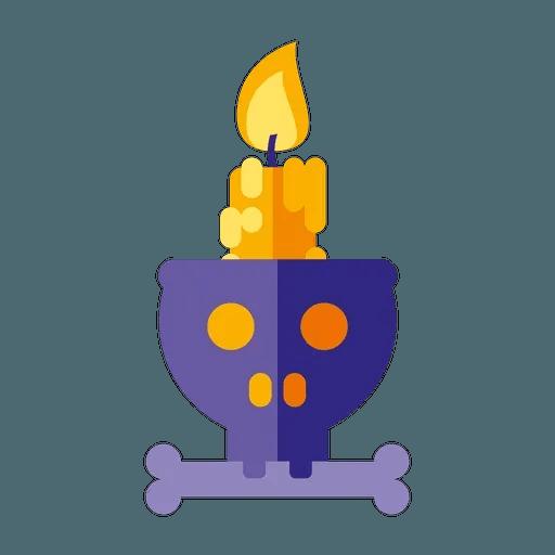 Minimal Halloween - Sticker 11