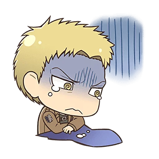 AOT Chibi 4 - Sticker 4