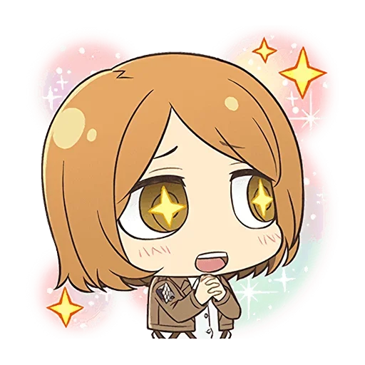 AOT Chibi 4 - Sticker 11