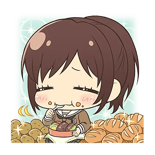 AOT Chibi 4 - Sticker 17