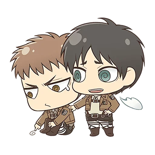 AOT Chibi 4 - Sticker 14