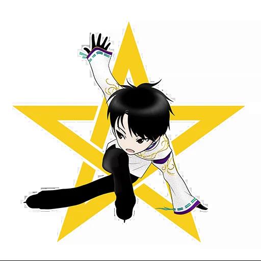 Yuzuru2 - Sticker 7