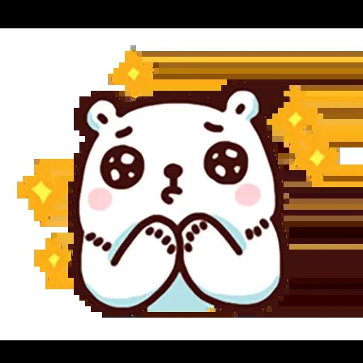 Bac bac's diary - Sticker 8