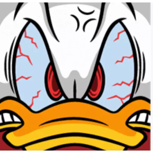 Donald Duck - Sticker 12