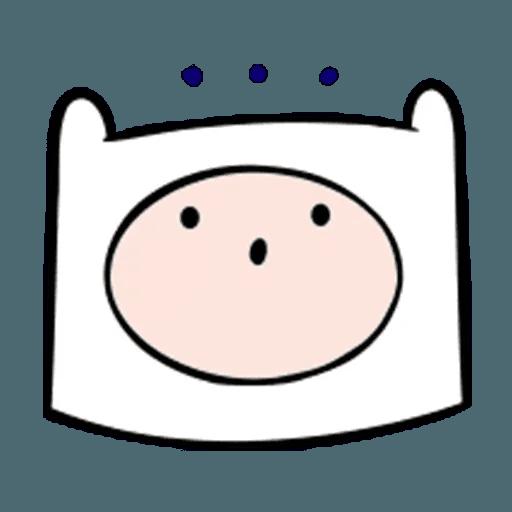 Adventure Time - Sticker 2