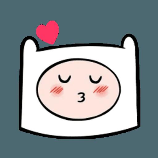 Adventure Time - Sticker 3