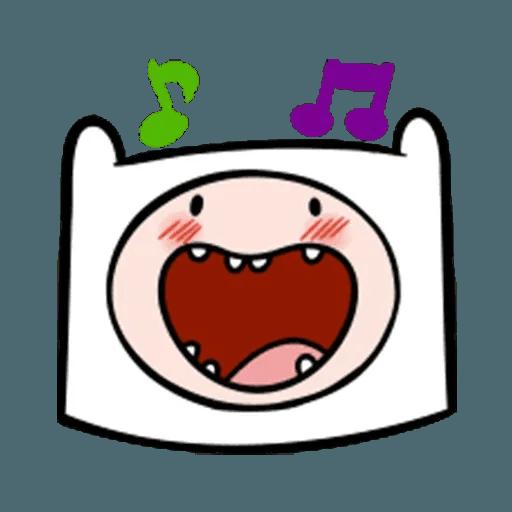 Adventure Time - Sticker 9