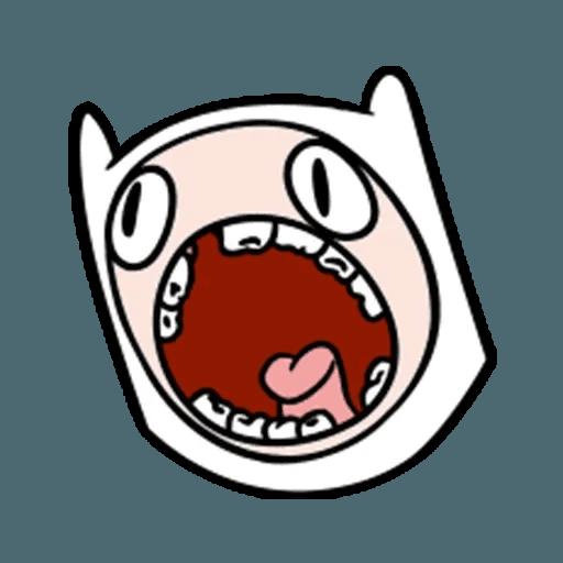 Adventure Time - Sticker 10