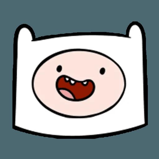 Adventure Time - Sticker 4