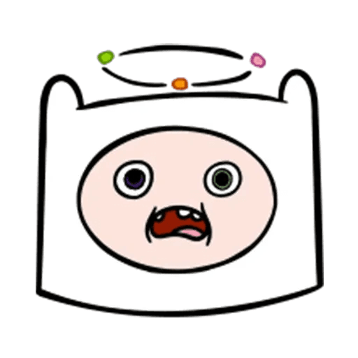 Adventure Time - Sticker 8