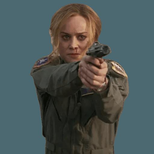 Brie Larson 2 - Sticker 8