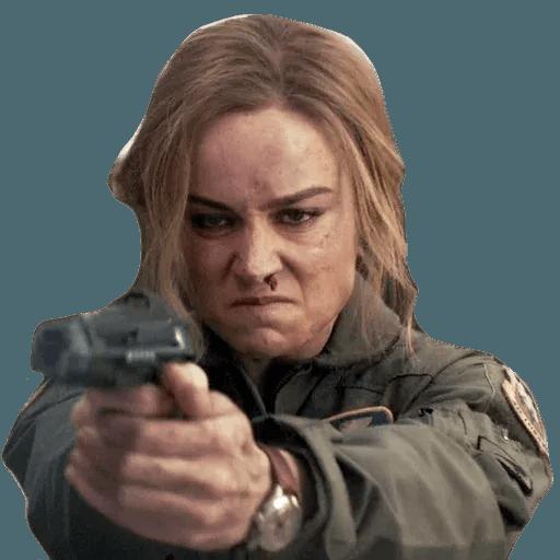 Brie Larson 2 - Sticker 9