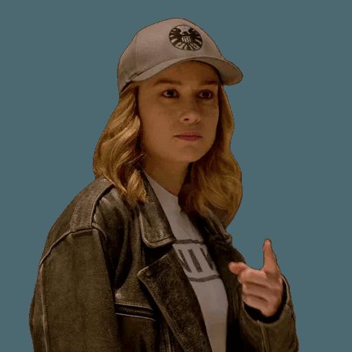 Brie Larson 2 - Sticker 2