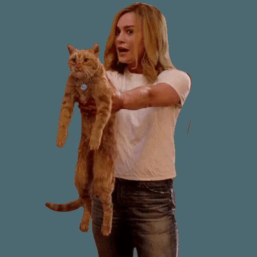 Brie Larson 2 - Sticker 7