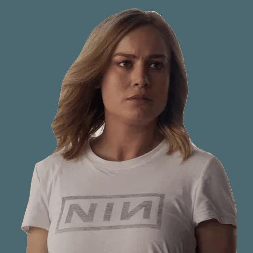 Brie Larson 2 - Sticker 3