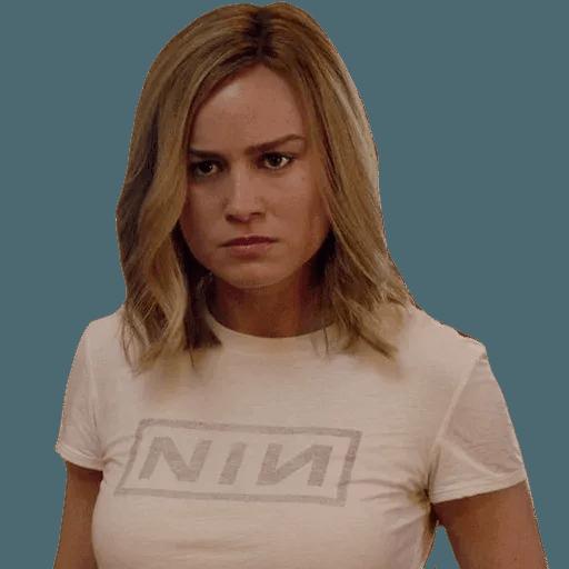 Brie Larson 2 - Sticker 6