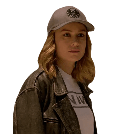 Brie Larson 2 - Tray Sticker
