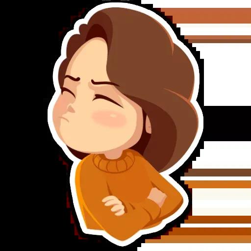 Arisha - Sticker 10