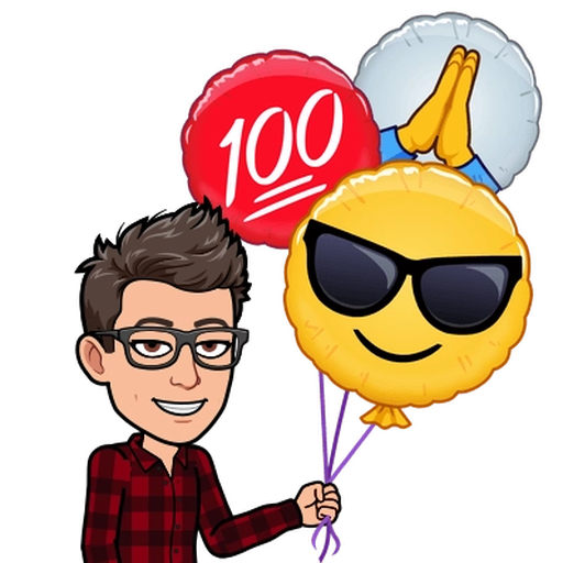 BitMoji 2 - Sticker 6