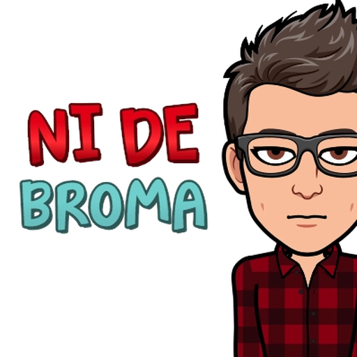 BitMoji 2 - Sticker 22