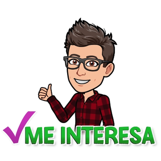 BitMoji 2 - Sticker 9