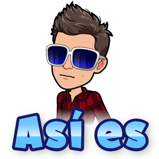 BitMoji 2 - Sticker 14