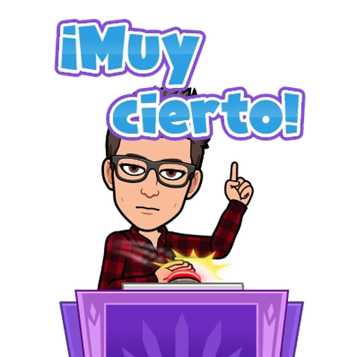 BitMoji 2 - Sticker 11