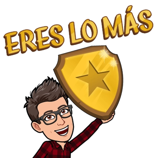 BitMoji 2 - Sticker 28