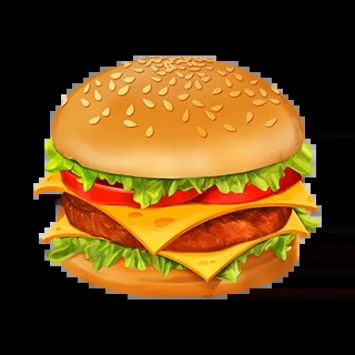 Еда - Sticker 4