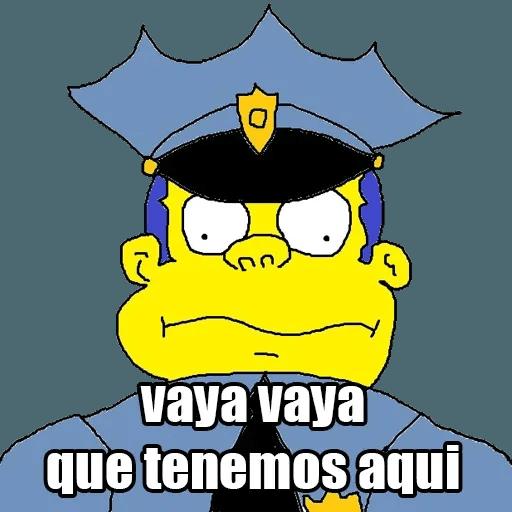 Memes Los Simpsons - Sticker 4