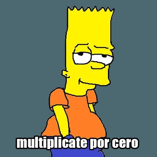 Memes Los Simpsons - Sticker 2