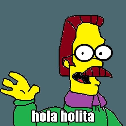 Memes Los Simpsons - Sticker 5