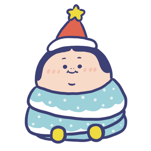 OopsGUY 祝你聖誕快樂! - Sticker 2