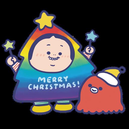 OopsGUY 祝你聖誕快樂! - Sticker 4