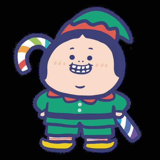 OopsGUY 祝你聖誕快樂! - Sticker 10