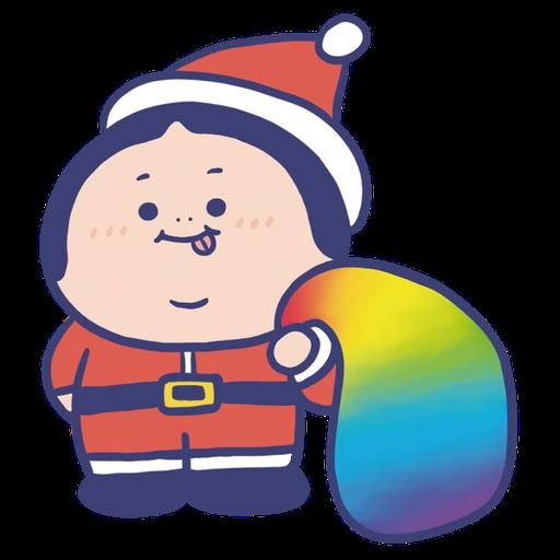 OopsGUY 祝你聖誕快樂! - Sticker 3