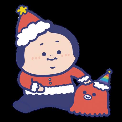 OopsGUY 祝你聖誕快樂! - Sticker 9