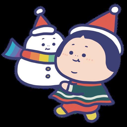 OopsGUY 祝你聖誕快樂! - Sticker 6