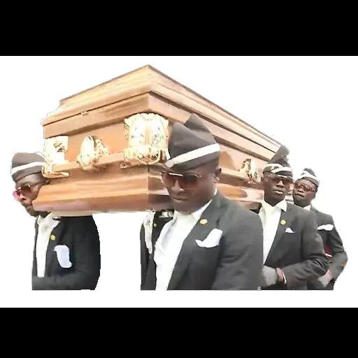 Coffin Dance Memes - Sticker 1