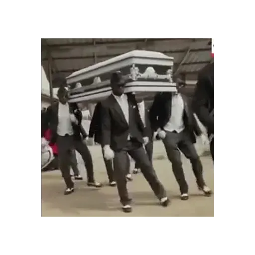 Coffin Dance Memes - Sticker 10