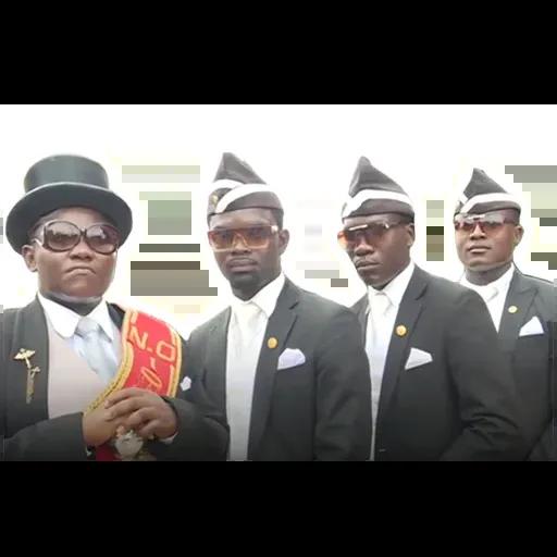Coffin Dance Memes - Sticker 4