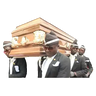 Coffin Dance Memes - Tray Sticker