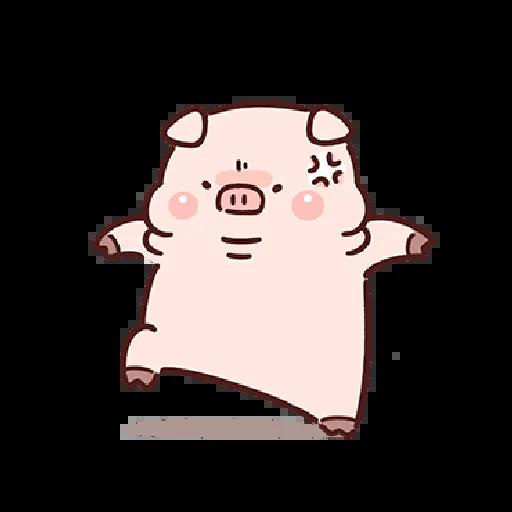 豬豬 - Sticker 7