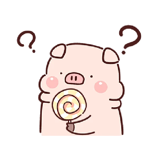 豬豬 - Sticker 10