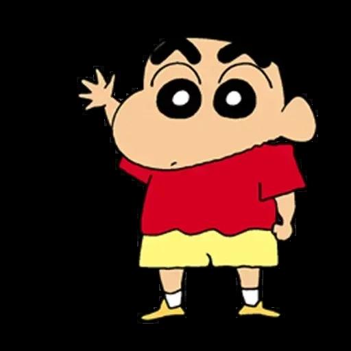 SHINCHAN - Sticker 2