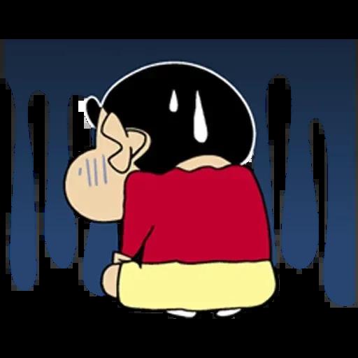 SHINCHAN - Sticker 11