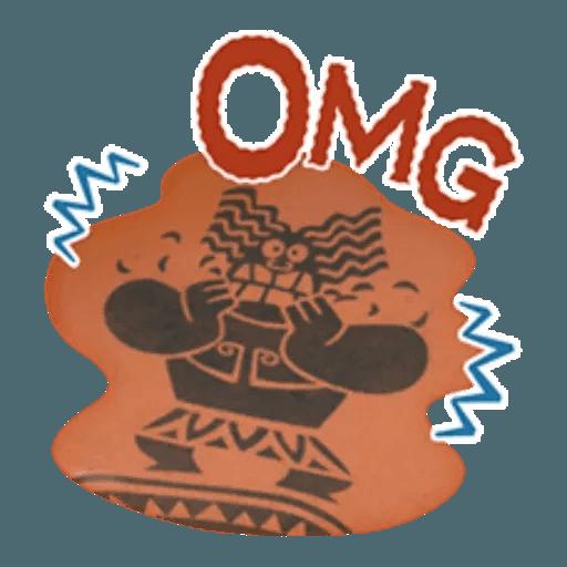 Moana - Sticker 22