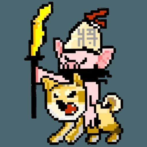 Ondogdog - Sticker 1