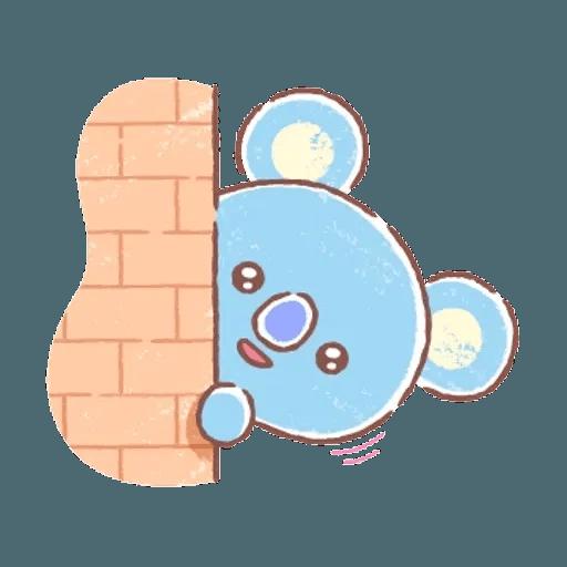 BT21(好言好語篇) - Sticker 17