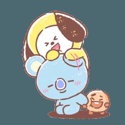 BT21(好言好語篇) - Sticker 7